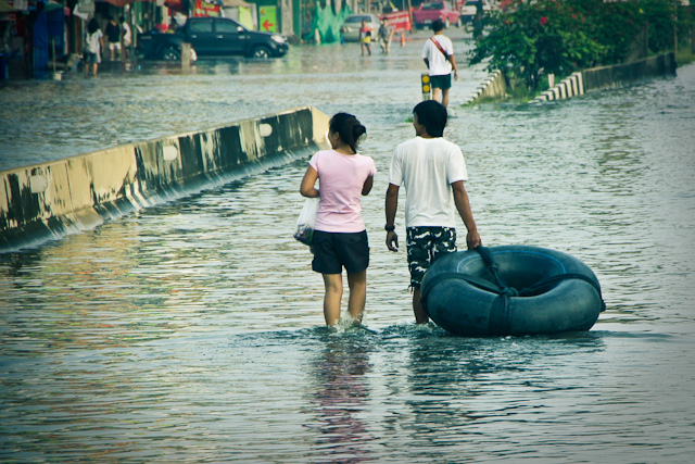 thai flood
